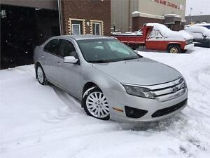 FORD FUSION SE 2010 AUTO/ MAGS/ CUIR/ 133200KM !!