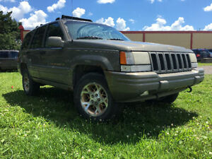 Jeep Grand Cherokee Limited 1997 VENTE RAPIDE