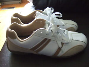 leather Perry Ellis America Mens Sneakers Size 12""