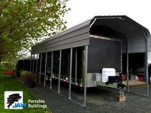 RV / BOAT - Metal Carports - Portable