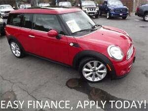 2014 MINI Cooper Clubman LOADED! NAV! PANO ROOF! HEATED LEATHER!