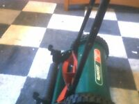 qualcast hand push mower panther 30 £10.00
