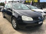 2004 Volkswagen Golf V Comfortline Tiptronic Black 6 Speed Sports Automatic Hatchback Maidstone Maribyrnong Area Preview