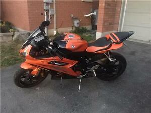 2009 Yamaha YZF R6 Orange WE FINANCE ANY ITEM ON KIJIJI ALSO