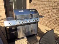 Brinkmann Elite stainless steel BBQ (Propane or NG)