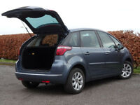 CITROEN C4 PICASSO 1.6 VTR PLUS HDI 5STR 5d (grey) 2011