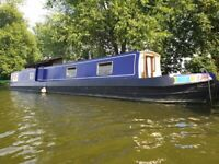 61ft Narrow Boat For Sale