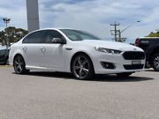 2015 Ford Falcon XR8 XR8 White Manual Sedan Goulburn Goulburn City Preview