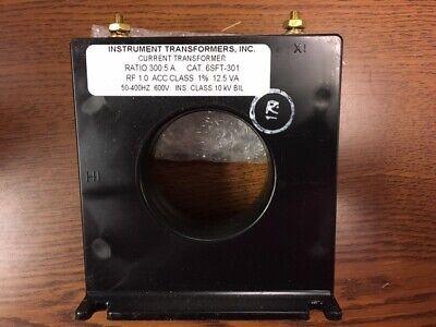 6sft301 Current Transformer 3005 Ratio