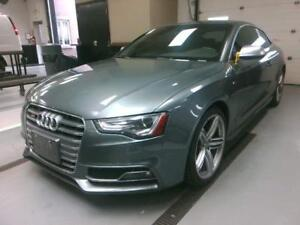 2013 AUDI S5 *NAVI,LEATHER,SUNROOF,PRICED TO SELL!!!*