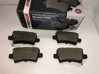 Rear Brake Pads Fits Honda Civic MK8 1.4 1.8 2.0 2.2 inc Type R 2005-2012