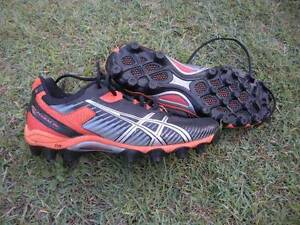 Asics Football boots $9 Albion Brisbane North East Preview