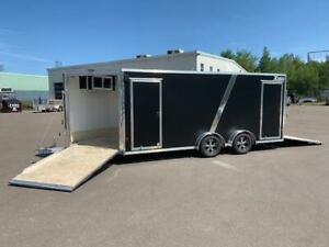 2020 XPRESS 7.5' x 23' ALL-SPORT TRAILER