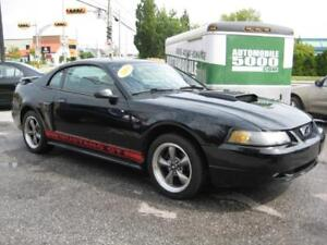 2003 MUSTANG GT COUPE,  WOW 108200 KM