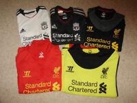 Liverpool F.C shirts - Children