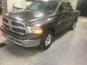 2014 Ram 1500 ST 4WD! Accident Free! Clean Title