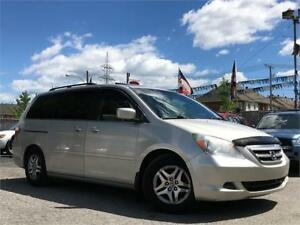 2006 Honda Odyssey/AC/8PASS/CUIR/MAGS/CRUISE/8PNEUS/ELECT/TOIT!!