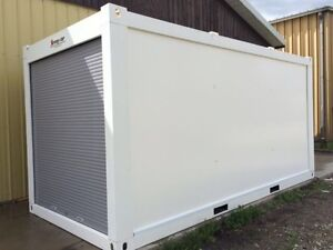 Strong-Stor Mobile Storage Unit ~ Portable with roll-up door
