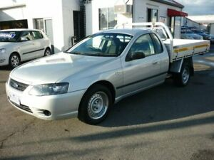 2008 Ford Falcon BF Mk II XL Silver Automatic Grovedale Geelong City Preview
