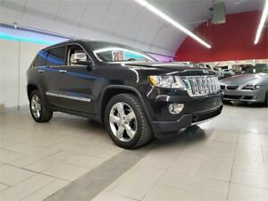 2011 Jeep Grand Cherokee LIMITED, GPS, CAMÉRA 90$/sem