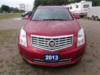 2013 Cadillac SRX Luxury London Ontario Preview