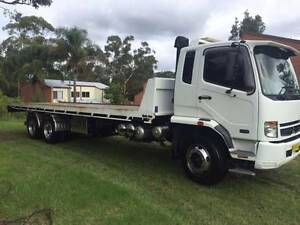 2010 Mitsubishi Tilt Tray For Sale Taren Point Sutherland Area Preview