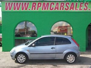 2005 Ford Fiesta WP LX Blue 5 Speed Manual Hatchback Nailsworth Prospect Area Preview