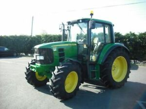 John Deere 6130 Tractor for Rent