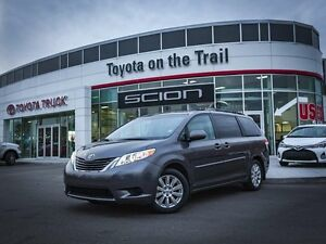 2014 Toyota Sienna LE, AWD, 3M Hood, Heated Seats, Back Up Camer