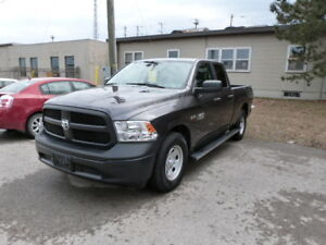 2017 RAM QUAD CAB CHRYS COMPANY VEHICLE ONLY 700KM