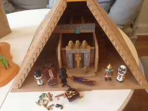 Playmobil 4240 Egyptian Pyramid Kitchener / Waterloo Kitchener Area image 1