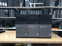 Dell Optiplex 390 or 990 MT Core i5-2400 3.10Ghz 4GB Ram 250GB FEW AVAILABLE