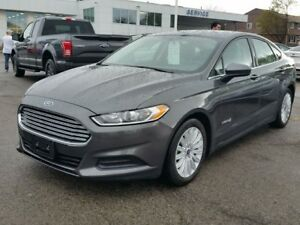 2015 Ford Fusion S Hybrid