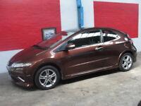 Honda Civic I-VTEC TYPE S I-SHIFT (bronze) 2012