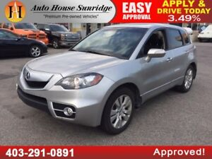 2012 ACURA RDX NAVIGATION BACK UP CAMERA