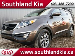 2015 Kia Sportage EX **ALL WHEEL DRIVE**