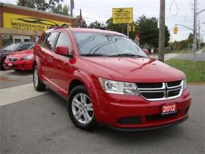 2012 Dodge Journey,LOCAL,ACCIDENT FREE,BLUETOOTH