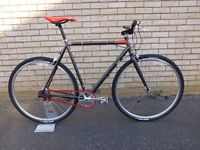 Charge Plug, gents, Desirable city commuter / fitness bike