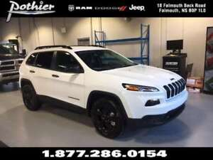 2018 Jeep Cherokee Altitude | 3.2L V6 | TRAILER TOW PACKAGE | RE