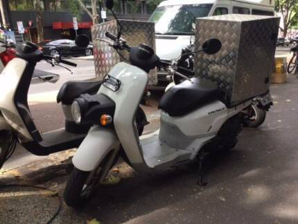 Honda delivery scooter for sale - for City Commuter and Delivery