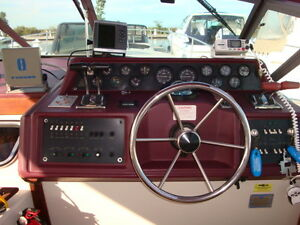 34'  Sea Ray Sundancer 1988 Windsor Region Ontario image 4