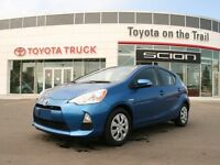 2012 Toyota PRIUS C $0 down $133.00 Bi Weekly o.a.c