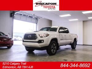 2017 Toyota Tacoma TRD SPORT, HEATED SEATS, SUNROOF, TOUCH SCREE
