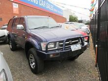 2000 Toyota Hilux RZN169R SR5 Blue 5 Speed Manual Utility Tottenham Maribyrnong Area Preview