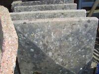 4 cap stones