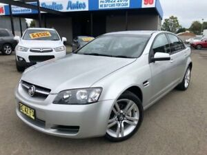 2008 Holden Commodore VE MY08 Omega Silver 4 Speed Automatic Sedan Blacktown Blacktown Area Preview