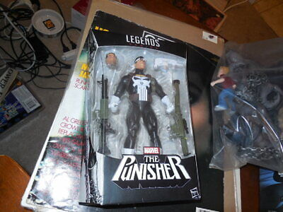 marvel legends figure walgreens THE PUNISHER 2015 vigilante frank castle NIP NIB
