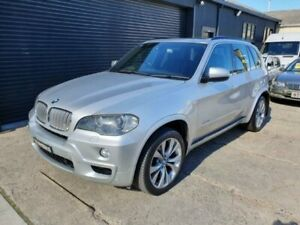 2009 BMW X5 E70 MY09 xDrive 48I Silver 6 Speed Auto Steptronic Wagon Peakhurst Hurstville Area Preview