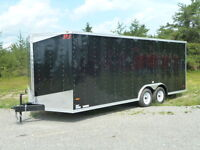 "(new) 2015 Royal Cargo 8'5""x20' Enclosed trailer"