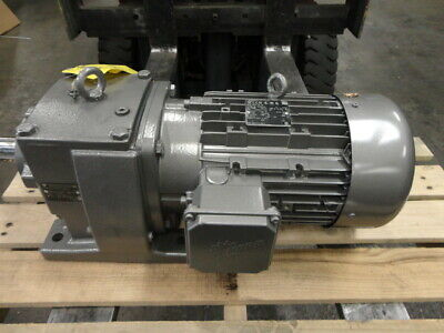 Nord 772.1-112mp4 Variable Speed Gear Motor Drives